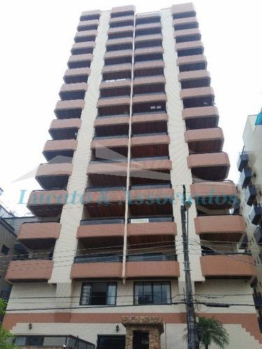 Apartamento Para Venda V Tupi, Praia Grande Sp - Ap01312 - 4931329