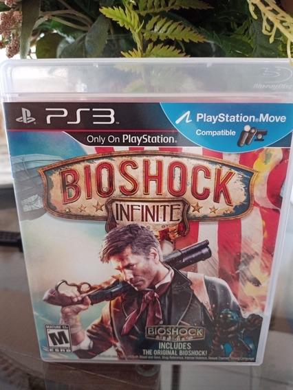 Bioshock Infinite Ps3 Novo Oportunidade Mídia Física!