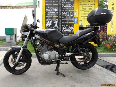 Motos Suzuki Gs500