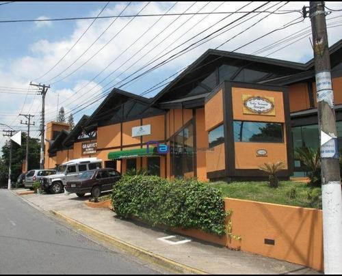Magnifico Centro Comercial Com Renda 16 Lojas- Cemucam - Cotia/sp - Cj0034