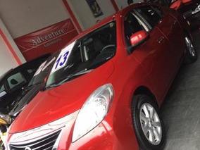 Nissan Versa Sl 1.6 Completo 2013