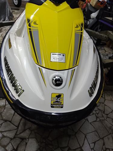 Jet Ski Seadoo Gti 130 2007 Completo Escada,ré,espelho