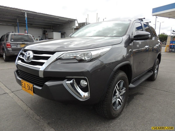 Toyota Fortuner 2.7 At 4x4 7 Psj Full Equipo