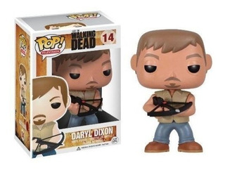 Funko Pop The Walking Dead Daryl Dixon Crossbow Ready
