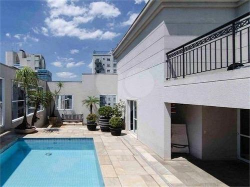 Apartamento À Venda Em Moema - 345-im550468