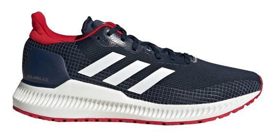 Zapatillas adidas Running Solar Blaze M Hombre Mn/rj