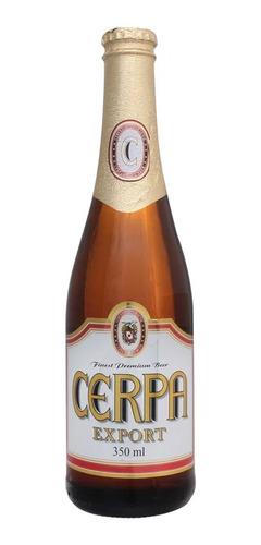 Imagem 1 de 1 de Cerveja Cerpa Long Neck - 350ml