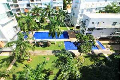 Departamento A La Venta En Residencial Tziara - Cancún