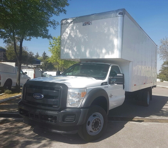Ford F-550 6.8 Xl At 2015