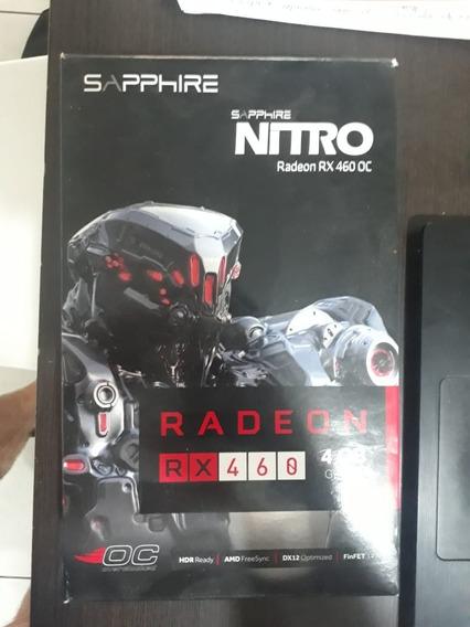Placa De Video Radeon Rx460 4 Gb Gddr5