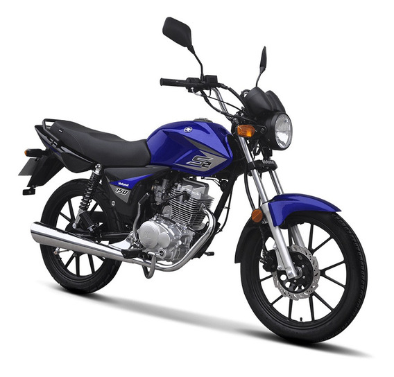 Motomel S2 Full 150 Moto Vc Cg Cv Rx Calle Cuotas Delivery
