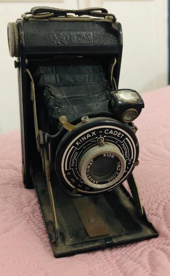 Antiguidade Camera Kinax-cadet