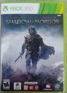 Shadow Of Mordor Xbox 360 Play Magic