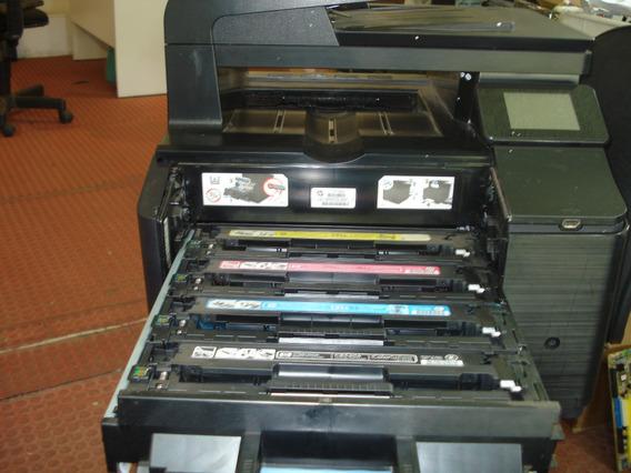 Impressora Hp Laserjet Pro 200 Color Mfp M276nw (com Defeito Placa Fonte), Venda Só Para O Distrito Federal.