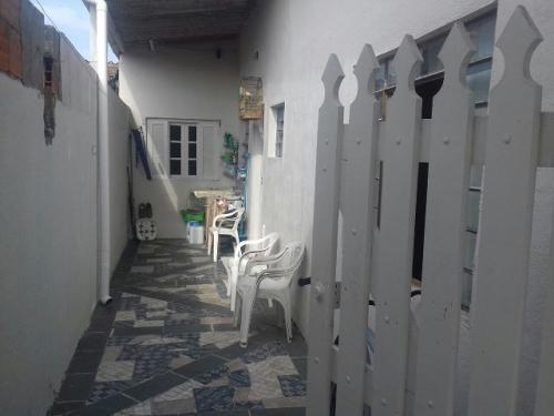 Casa No Jardim Magalhães, Em Itanhaém,ref. C1221 L C