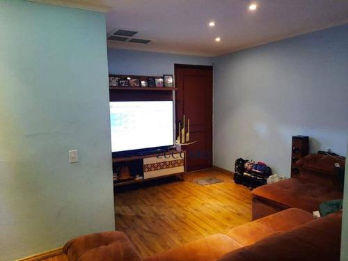 Apartamento À Venda, 67 M² Por R$ 380.000,00 - Vila Leonor - Guarulhos/sp - Ap16893