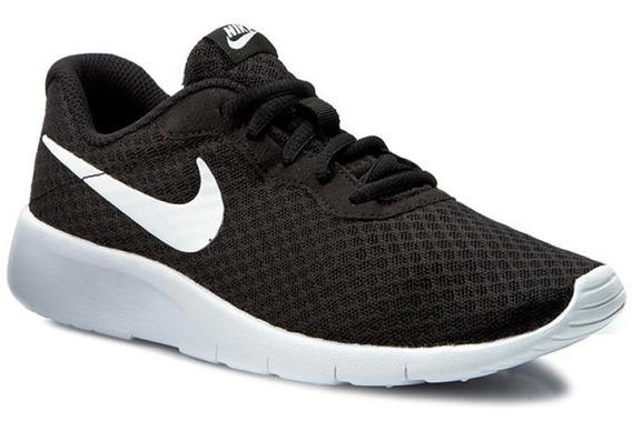 Tenis Nike Tanjun Negro/blanco 818381 011