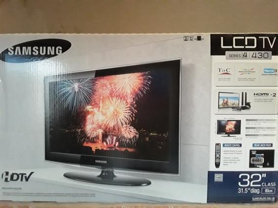 Tv Lcd Samsung 32 Pulgadas