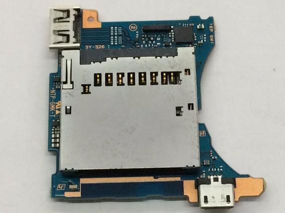 Placa Principal Sony Dsc-wx100 Sy-326 A-1866-835-a Y8288075a