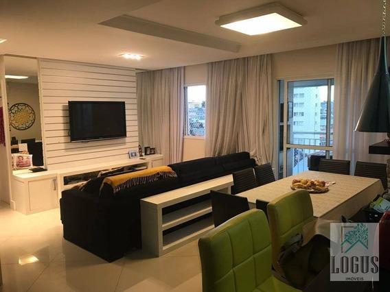Apartamento À Venda, 84 M² Por R$ 540.000,00 - Boa Vista - São Caetano Do Sul/sp - Ap0247