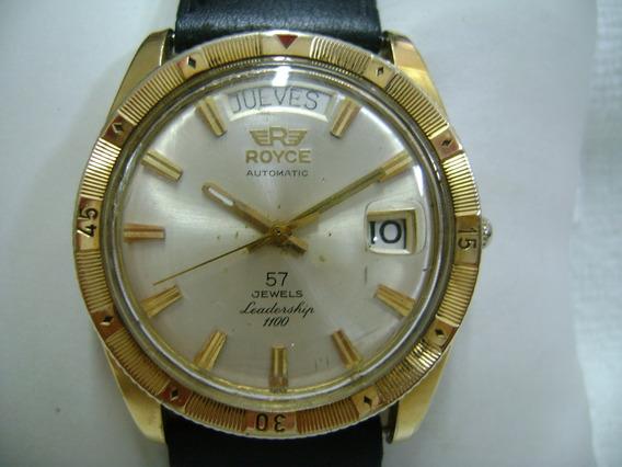 Reloj Royce Leadership 1100 Automático Suizo Omega
