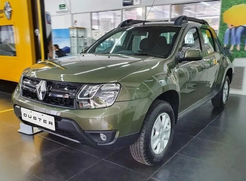 Renault Duster Oroch 0km 2021 100% Financiado