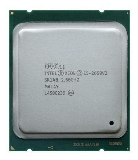 Intel Xeon E5-2650 V2 8 Sr1a8 Cpu Core 2.60 Ghz 20 M 95 W Pr