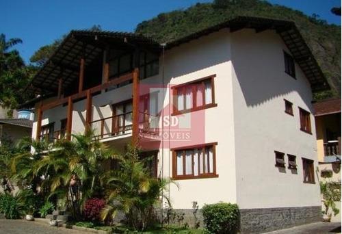 Imagem 1 de 22 de Casa À Venda, 71 M² Por R$ 420.000,00 - Soberbo - Teresópolis/rj - Ca0339