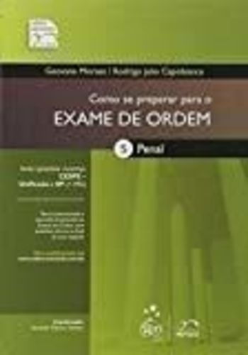 Livro Resumo Oab 1 Fase - (5) Penal Moraes, Capobianco