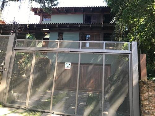 Casa Em Ipanema Com 4 Dormitórios - Vz5405