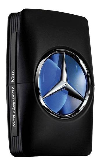Mercedes-benz Man Edt 50ml Original E Lacrado