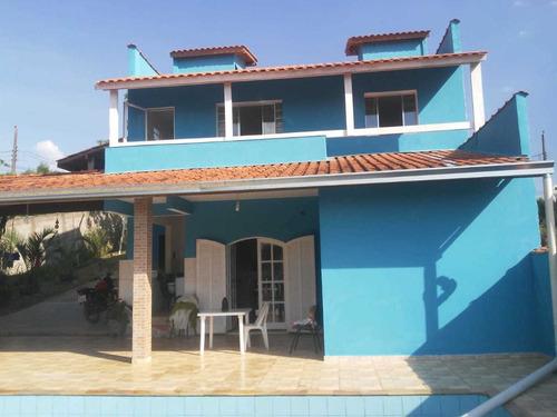 Chácara Ibiúna 2 Casas,piscina,churrasqueira,boa Localização