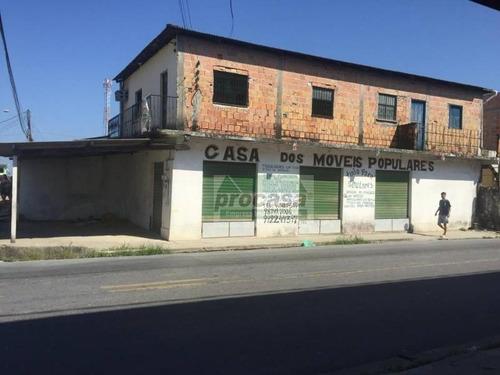 Ponto À Venda, 200 M² Por R$ 250.000,00 - Jorge Teixeira - Manaus/am - Pt0287