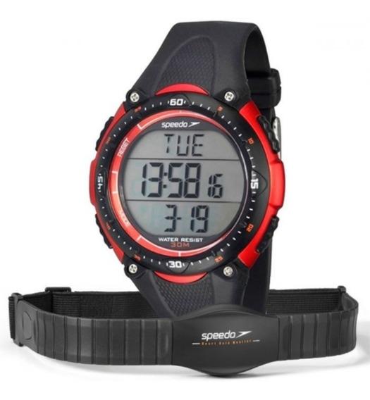 Relógio De Pulso Monitor Cardíaco Speedo 80565g0epnp1