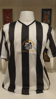 Camisa Futebol Santos De Macapá Amapá