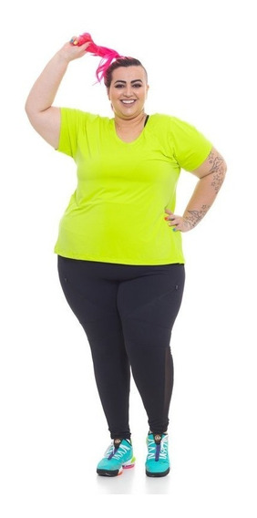 T-shirt Plus Size Wonder Size Fluity Verde
