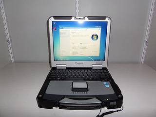 Notebook Panasonic Toughbook Cf-31 Rugged Pc Core I5 500gb ®