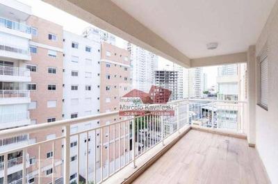Apartamento Com 3 Dormitórios À Venda, 82 M² - Mooca - São Paulo/sp - Ap8066