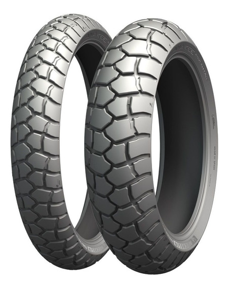 Par Pneu 120/70-19 E 170/60-17 Anakee Adventure - Michelin