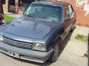 Peugeot 504 Sd 1993 Km 139.000