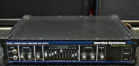 Amplificador Cabeçote Contra Baixo Hartke Ha2000