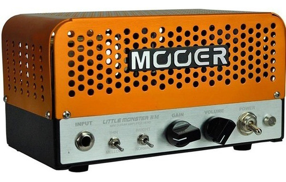 Cabeçote Guitarra Mooer Gh 11 Little Monster Bm 5w Valvula