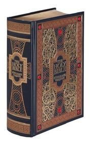 Bíblia The Holy Bible King James Version - Ilustrada - Nova