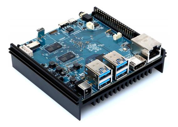 Odroid N2 Placa Sbc Hardkernel Raspberry 6 Core 4gb Ram