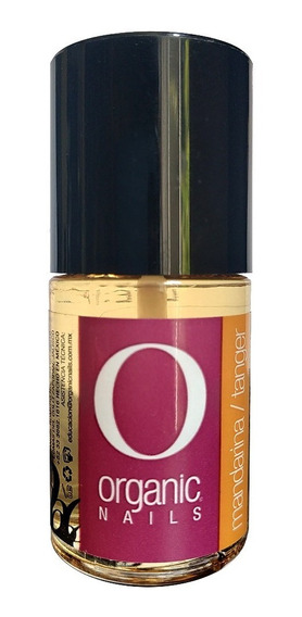 Aceite Para Cuticula Aroma Mandarina 15 Ml By Organic Nails