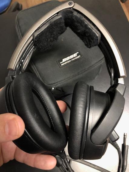 Bose A20, Headset Aviation, Com Bluetooh