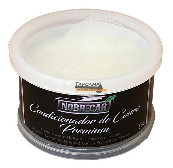 Condicionador De Couro Premium Aspecto Natural 500ml Nobreca