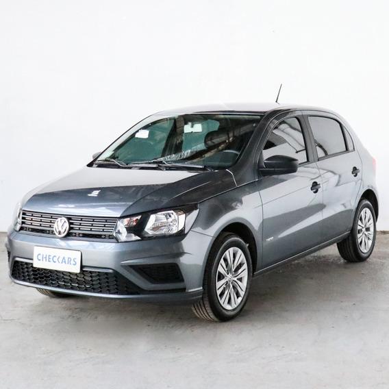 Volkswagen Gol Trend 1.6 Trendline 101cv Mt - 37759 - C
