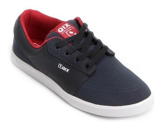 Tênis Qix Next Marinho Original Life Style Unissex Skate