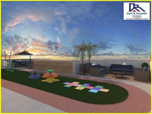 Apartamento 1 Dormitório Para Venda Em Praia Grande, Aviação, 1 Dormitório, 1 Banheiro, 1 Vaga - Ap00172_1-1343094